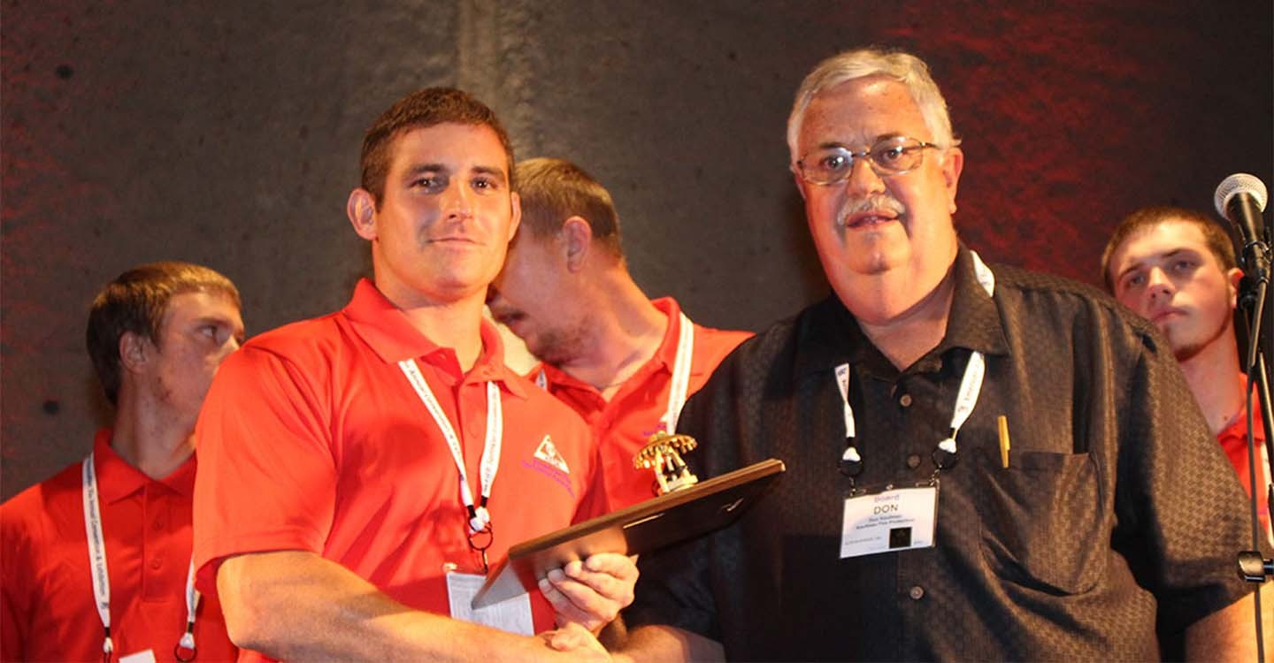 John Cowger Afsa National Apprentice Competition